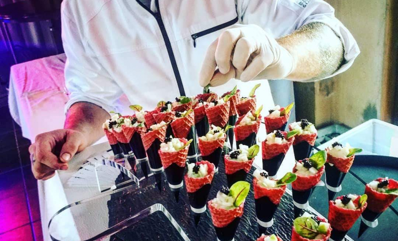 Catering op je bedrijfsfeest